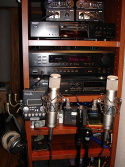 Studio Recording Setup